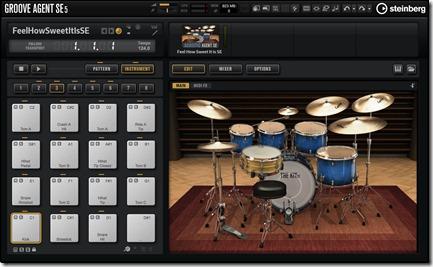 Cubase 10_Groove Agent SE 5